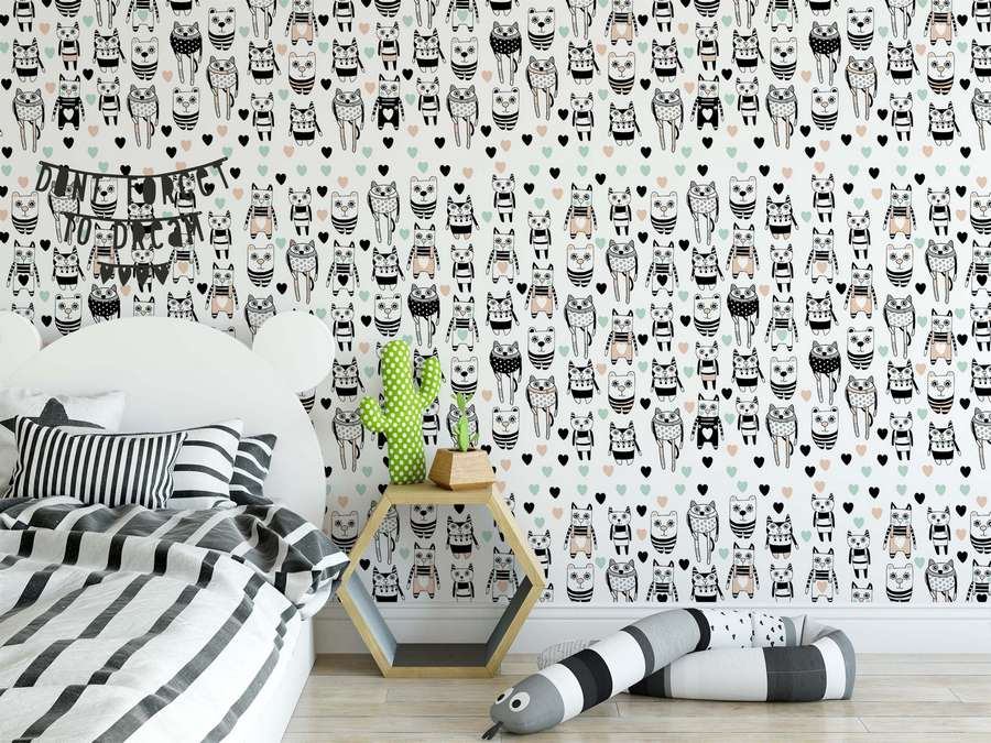 papel-decorativo-pintado-dormitorio