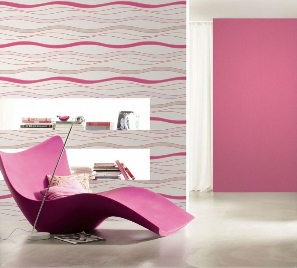 papel-pintado-rosa-pasillo